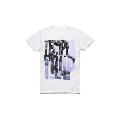 Temper Trap Machine - White Tshirt