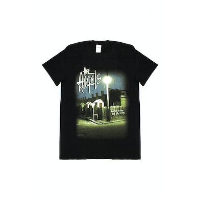 The Angels Take It To The Streets Black Tshirt