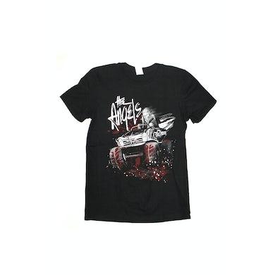 The Angels 4 x 4 Tour 2017 Black Tshirt