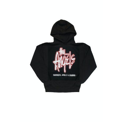 The Angels Brothers, Angels & Demons Tour Black Hoody