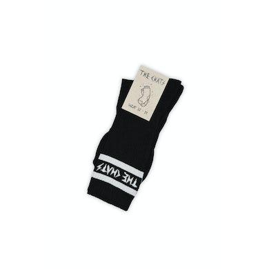 The Chats Socks Black