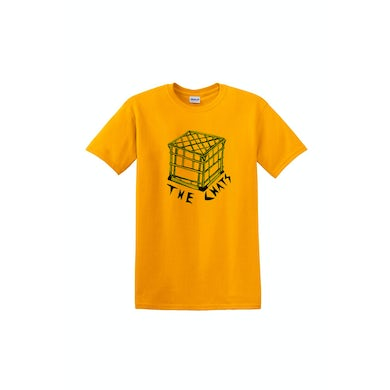 The Chats Milk Crate Gold Tshirt
