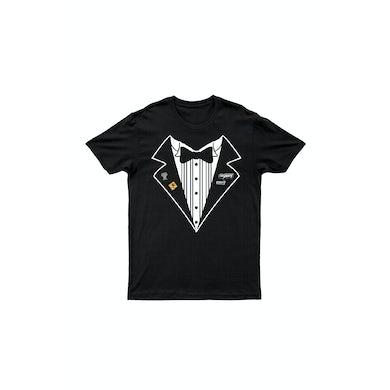 The Chats Tuxedo Black Tshirt