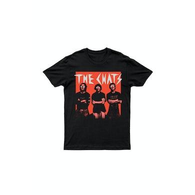 The Chats AC/DC CD Tour Black Tshirt