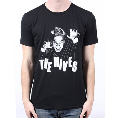 The Hives Puppeteer Black Tshirt