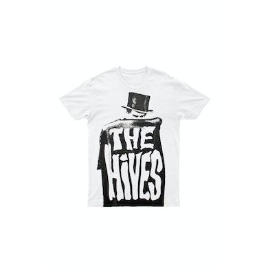 The Hives Dracula White Tshirt