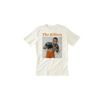 The Killers Liston Orange Shorts White Tshirt
