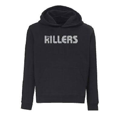 The Killers Logo Black Hoodie