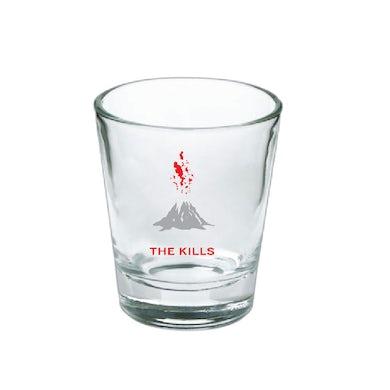 The Kills Shot Glass