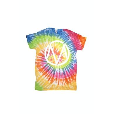 The Maine Woodstock Tie Dye Tshirt 2018 Tour