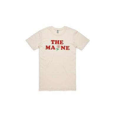 The Maine Vintage Rose Tan Tshirt