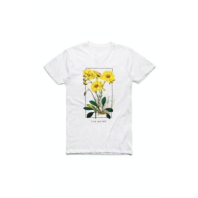 The Maine Desert Flowers White Tshirt