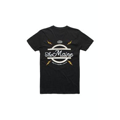The Maine 8123 Worldwide Black Tshirt Australia 2019
