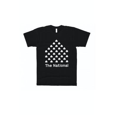 The National Studio Barn Black Tshirt
