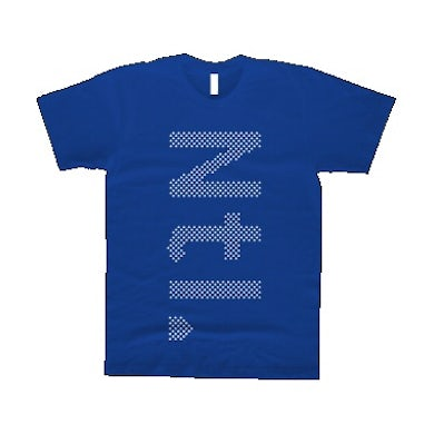 The National Vertical Royal Blue Tshirt