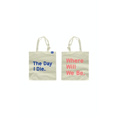 The National The Day I Die Tote Bag