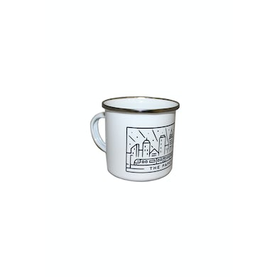 The Paper Kites Enamel Mug