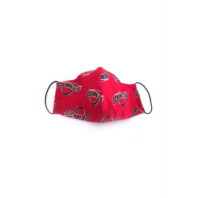 The Screaming Jets Red Logo Mask