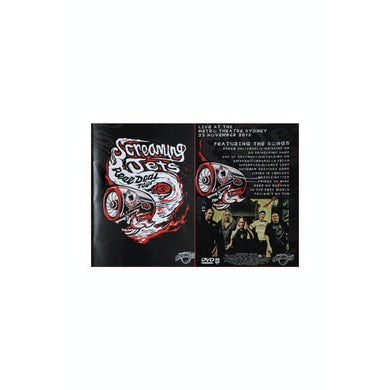 The Screaming Jets DVD Real Deal Tour