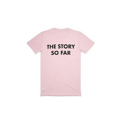 The Story So Far Blocks Light Pink Tshirt