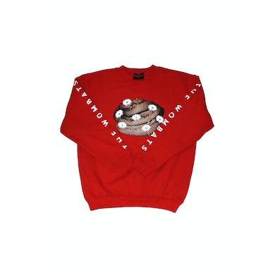 The Wombats Red Sweater