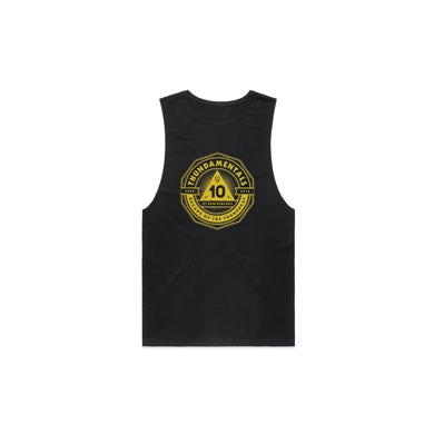 Thundamentals 10 Year Anniversary Black Tank
