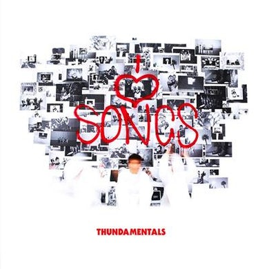 Thundamentals I LOVE SONGS CD