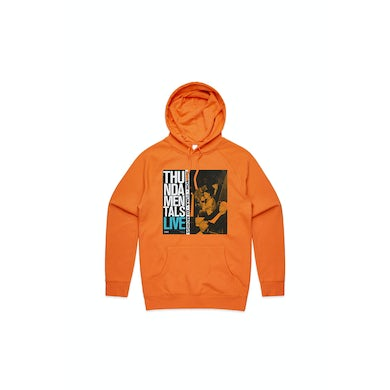 Thundamentals ISO TAPES ORANGE HOODY