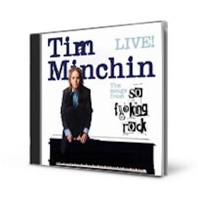 Tim Minchin So F##king Rock CD