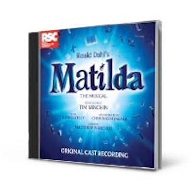 Tim Minchin Matilda Original Cast Recording CD