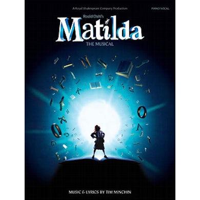 Tim Minchin Matilda Songbook