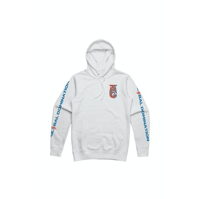 Tiny Meat Gang White Hoody