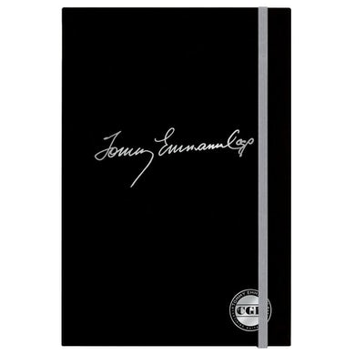 Tommy Emmanuel Official Tommy Notebook / Journal