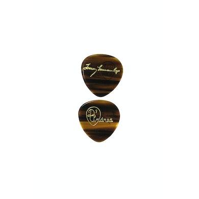 Tommy Emmanuel Flat Guitar Pick