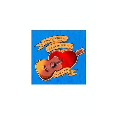 Tommy Emmanuel Heart Songs CD