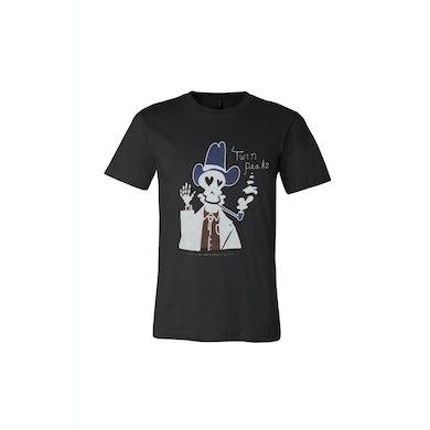 Twin Peaks Howdy Black Tshirt