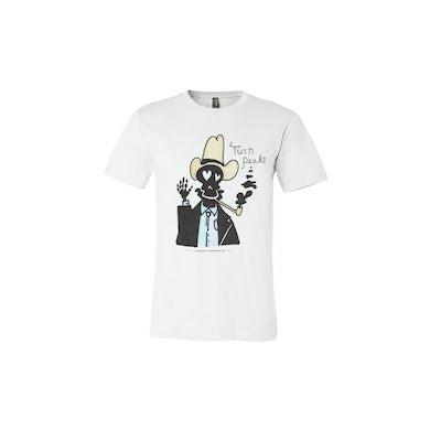 Twin Peaks Howdy White Tshirt
