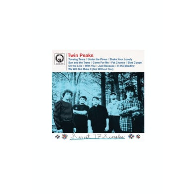 Twin Peaks Sweet 17 Singles LP (Vinyl)