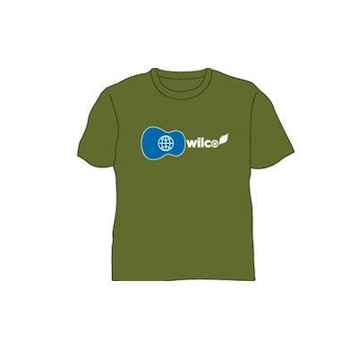 Wilco Dark Green Guitar Tshirt