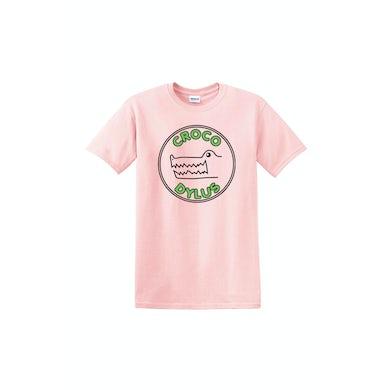 Crocodylus Croc Logo Shirt - Pink