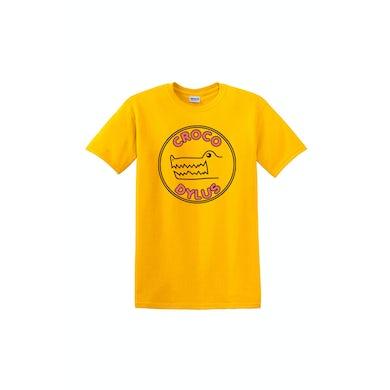Crocodylus Croc Logo Shirt - Yellow