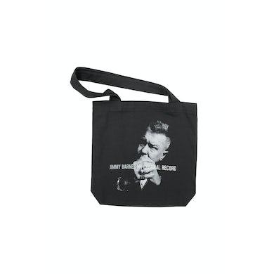 Jimmy Barnes My Criminal Record Tote Bag