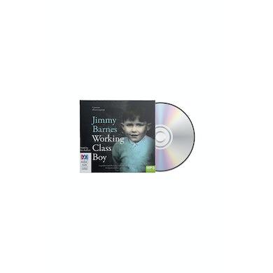 Jimmy Barnes Working Class Boy Audiobook CD
