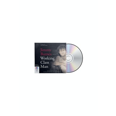 Jimmy Barnes Working Class Man Audiobook CD