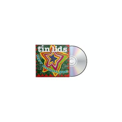 Jimmy Barnes Hey Rudolph CD  ( The Tin Lids )