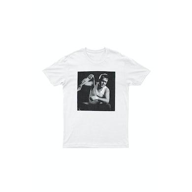 Jimmy Barnes Boxer' White T-shirt