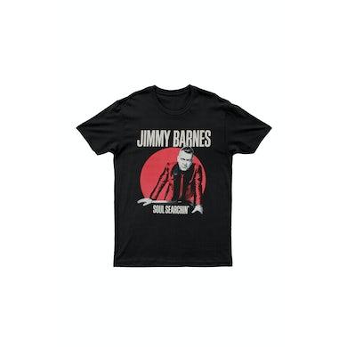 Jimmy Barnes Black 'Soul Searchin' Tour T-shirt