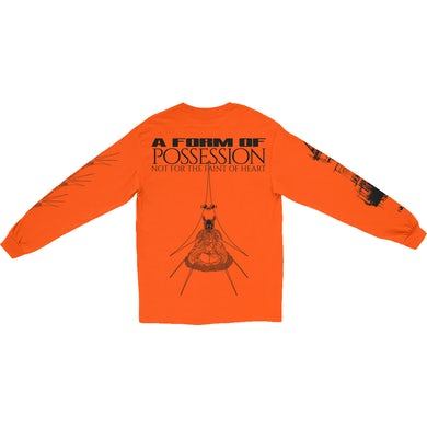 """GHASTLY """"POSSESSION"""" LONG SLEEVE"""