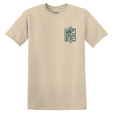 'Beige Australian Tour' T-Shirt