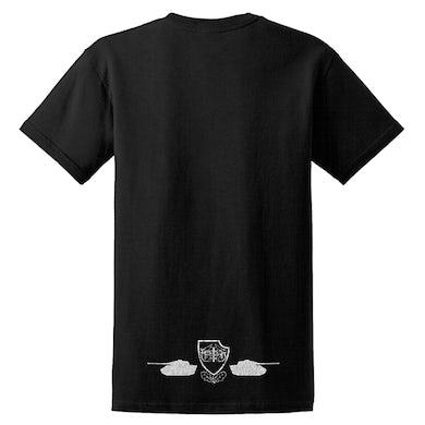 MARDUK - 'Panzer Circular' T-Shirt